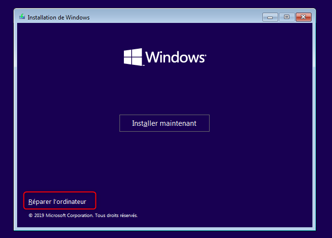 cle-bootable-demarrage-w10