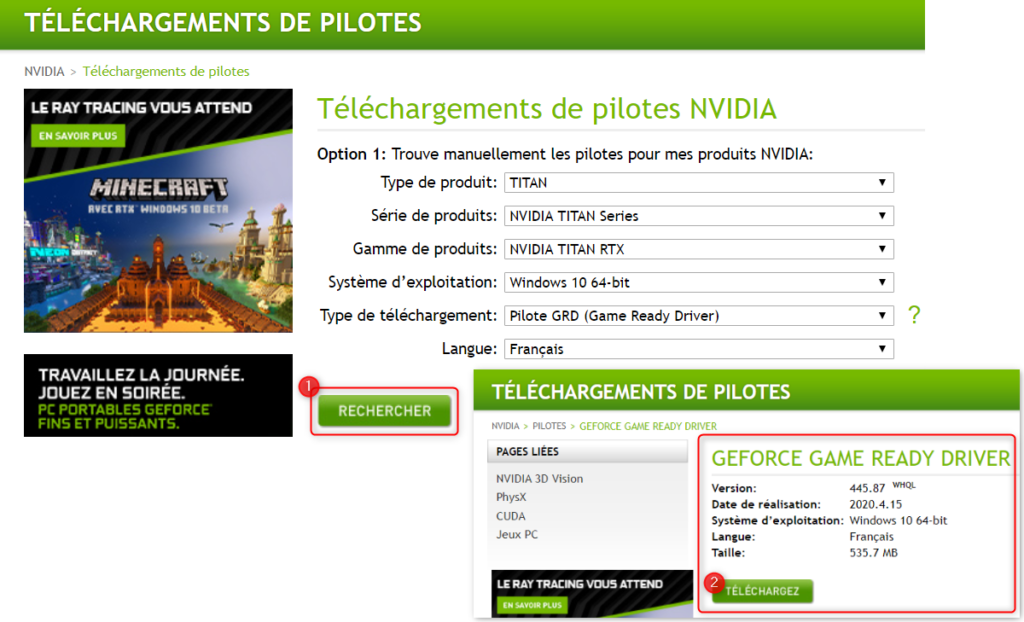 telecharger-pilote-nvidia-windows10