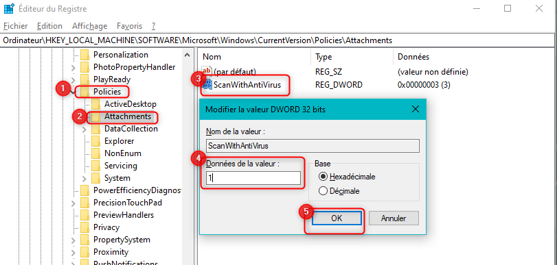 registre-sanwithantivirus-windows-10